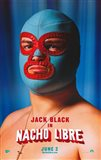 Nacho Libre Jack Black in Mask