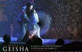 Memoirs of a Geisha - woman with an umbrella