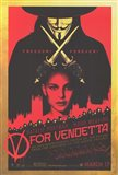 V for Vendetta Black and Red