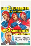 The Three Fantastic Supermen in the Orient