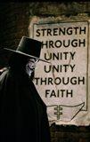 V for Vendetta Sign