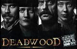 Deadwood Black and White Close Up