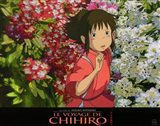 Spirited Away (French Title) - flowers