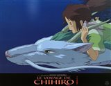 Spirited Away (French Title) - riding