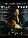 Pan's Labyrinth - Winner-Best Picture