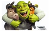 Shrek the Third - Hugging Donkey & Puss in Boots