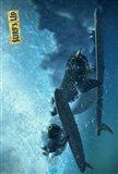 Surf's Up - under water