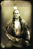 Bury My Heart at Wounded Knee - native american
