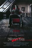 Sweeney Todd Barber in Chair