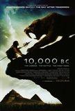 10,000 B.C. - poster