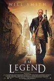I Am Legend - walking alone