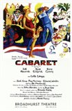 Cabaret (Broadway) Colorful