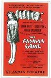 The  (Broadway) Pajama Game