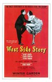 West Side Story (Broadway) red cover