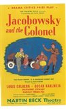 Jacobowsky And The Colonel (Broadway)