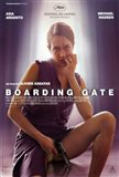 Boarding Gate - woman sitting