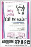 Call Me Madam (Broadway)