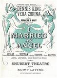 I Married An Angel (Broadway)