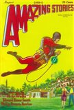 Amazing Stories (Pulp) - yellow