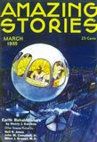 Amazing Stories (Pulp) - blue