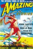 Amazing Stories (Pulp) - man fighting