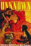 Unknown Fantasy Fiction (Pulp)