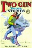 Two Gun Western Stories (Pulp)