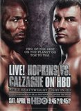Hopkins vs. Calzaghe
