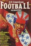All-American Football Magazine (Pulp)