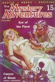 New Mystery Adventures (Pulp)