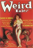 Weird Tales (Pulp) Red