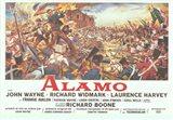 The Alamo Battlefield