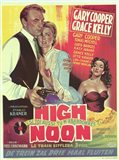 High Noon Gary Cooper & Grace Kelly (french)