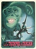 Tarzan Triumphs - French, c.1943