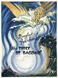 The Thief of Bagdad Flying on Pegasus