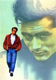 Rebel Without a Cause Jame Dean Graphic