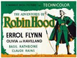 The Adventures of Robin Hood Green Horizontal
