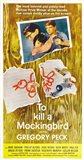 To Kill a Mockingbird Gregory Peck