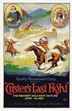Custer's Last Raid Indians