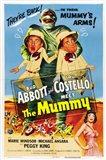 Abbott and Costello Meet the Mummy, c.1955