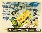 Bud Abbott and Lou Costello Meet Frankenstein, c.1948