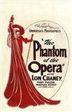 The Phantom of the Opera Art Deco