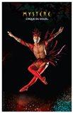 Cirque du Soleil - Mystere, c.1993 (red bird)