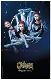 Cirque du Soleil - Quidam, c.1996 (ariel hoops)