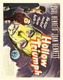 Hollow Triumph Paul Henreid