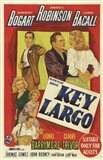 Key Largo Bogart Robinson Bacall