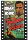 The Maltese Falcon Film Reel