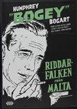 The Maltese Falcon Riddar Falken