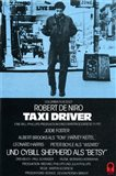 Taxi Driver Blue