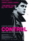 Control Sam Riley Samantha Morton